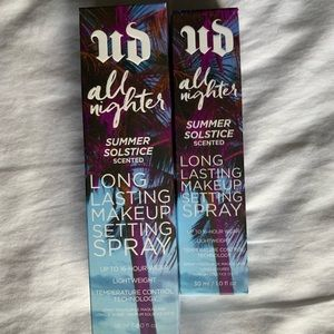 Urban Decay Makeup - 2 New Urban Decay All Nighter Setting Spray